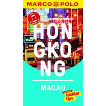 Hong Kong Marco Polo Pocket Travel Guide 2018 - with pull out map by Marco Polo, 9783829708050