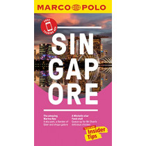 Singapore Marco Polo Pocket Travel Guide - with pull out map by Marco Polo, 9783829708067