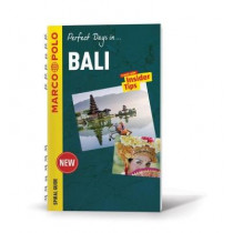 Bali Marco Polo Spiral Guide by Marco Polo, 9783829755504