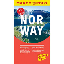 Norway Marco Polo Pocket Travel Guide - with pull out map by Marco Polo, 9783829757645