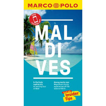 Maldives Marco Polo Pocket Travel Guide - with pull out map by Marco Polo, 9783829757805
