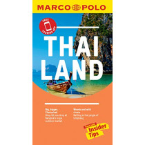 Thailand Marco Polo Pocket Travel Guide - with pull out map by Marco Polo, 9783829757829