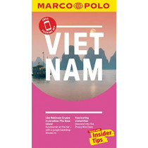 Vietnam Marco Polo Pocket Travel Guide - with pull out map by Marco Polo, 9783829757836