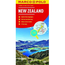 New Zealand Marco Polo Map by Marco Polo, 9783829769969
