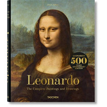 Leonardo. The Complete Paintings and Drawings by Frank Zollner, 9783836576253