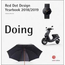 Red Dot Design Yearbook 2018/2019: Doing by Peter Zec, 9783899392043