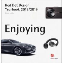 Red Dot Design Yearbook 2018/2019: Enjoying by Peter Zec, 9783899392067