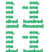 One, No One and One Hundred Thousand by Luca Lo Pinto, 9783956792908