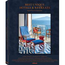 Best Unique Hotels & Retreats by teNeues, 9783961711895