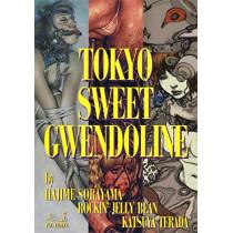 Tokyo Sweet Gwendoline by Hajime Sorayama, 9784309921563