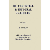 Differential and Integral Calculus, Vol. One by Richard Courant, 9784871878388