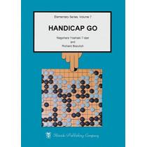 Handicap Go by Nagahara Yoshiaki, 9784906574162