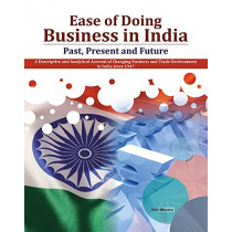 Ease of Doing Business in India: Past, Present and Future by Niti Bhasin, 9788177084702