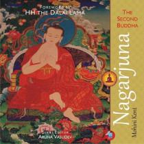 Nagarjuna: The Second Buddha (Great Indian Buddhist Masters) by Mohini Kent, 9788183284752