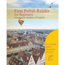 First Polish Reader for Beginners by Paula Wojcik, 9788365242570
