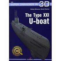 The Type Xxi U-Boot by Dmitry Mironov, 9788365437907