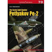 The Soviet Light Bomber Petlyakov Pe-2 by Oleg Pomoshnikov, 9788366148208