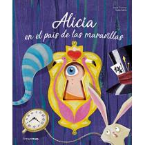 Alicia en el Pais de las Maravillas by Nadia Fabris, 9788408193630