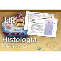 Memorama. Histologia by Dr. Sandra Acevedo Nava, 9788417033507