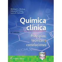 Quimica clinica: Principios, tecnicas y correlaciones by Michael Bishop, 9788417370343