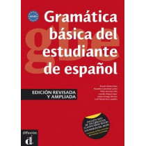 Gramatica basica del estudiante de espanol: Libro - Edicion revisada y a by Pablo Martinez, 9788484437260