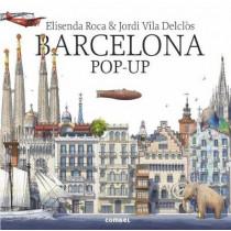 Barcelona Pop-Up by Elisenda Roca, 9788491011507