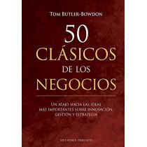 50 Clasicos de Los Negocios by Butler-Bowdon, Tom, 9788491115243