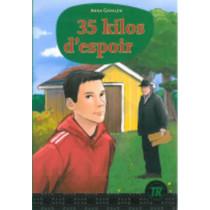 35 kilos d'espoir by Anna Gavalda, 9788723908230