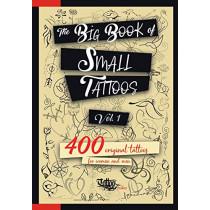 The Big Book of Small Tattoos - Vol.1: 400 small original tattoos for women and men by Roberto Gemori, 9788894205688