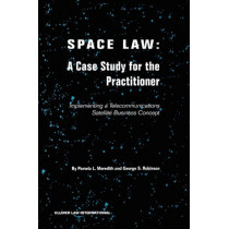 Space Law Guide by Meredith, 9789041106476