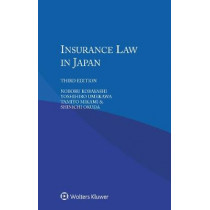 Insurance Law in Japan by Noboru Kobayashi, 9789041185518