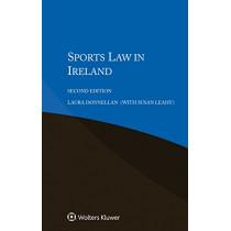Sports Law in Ireland by Laura Donnellan, 9789041187574