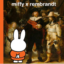 miffy x rembrandt by the Rijksmuseum, 9789056477974