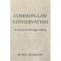 Common-Law Conservatism by Ruben C Alvarado, 9789076660066