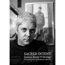 Genesis Breyer P-Orridge: Sacred Intent by Genesis Breyer P-Orridge, 9789198451269