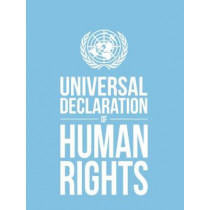 Universal Declaration of Human Rights by United Nations: Department of Public Information, 9789211013641