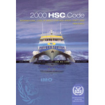 2000 HSC code: international code of safety for high speed craft by International Maritime Organization, 9789280142402