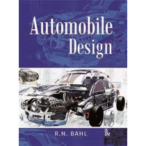 Automobile Design by R.N. Bahl, 9789386768193