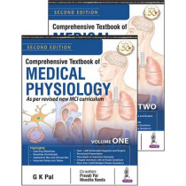 Comprehensive Textbook of Medical Physiology: Two Volume Set by GK Pal, 9789389188011
