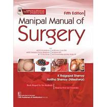 Manipal Manual of Surgery by K. Shenoy Rajgopal, 9789389261790