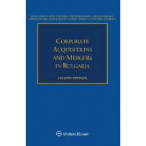 Corporate Acquisitions and Mergers in Bulgaria by Diana et al. Dimova, 9789403509747