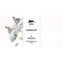 Chinese Art: Envelopes (DL) by Pepin Van Roojen, 9789460093609