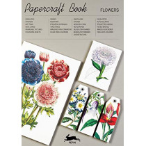 Flowers: Papercraft Book by Pepin Van Roojen, 9789460094033