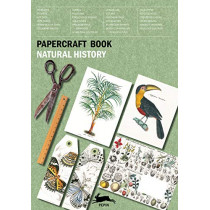 Natural History: Papercraft Book by Pepin Van Roojen, 9789460094040