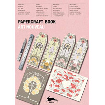 Art Nouveau: Papercraft Book by Pepin Van Roojen, 9789460094057