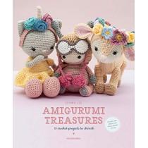 Amigurumi Treasures: 15 Crochet Projects to Cherish by Erinna Lee, 9789491643309
