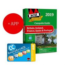 Campsite Guide + APP 2019: 2019, 9789492023797