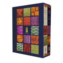 Decorative Shabbat Humash & Siddur, Ashkenaz (2 Volume Box Set) by Koren Publishers, 9789653017689