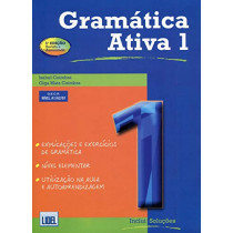 Gramatica Ativa (segundo Novo Acordo Ortografico): Book 1 (levels A1, A2 and, 9789727576388