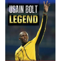 Usain Bolt: Legend by The Gleaner Company (Media) Limited, 9789766379513